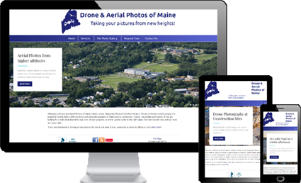 Aerial & Drone Photography of Maine