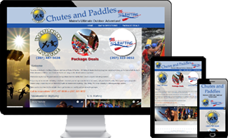 Chutes and Paddles