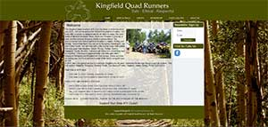Kingfield Quad Runners