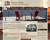 Pressey House Bed & Breakfast